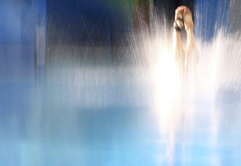 Лучшие спортивные фотографии 2016 года по версии журнала Time