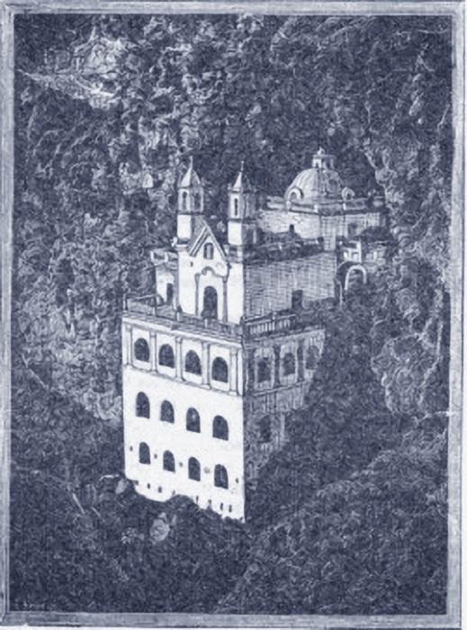 Собор Лас-Лахас - невероятный памятник неоготической архитектуры