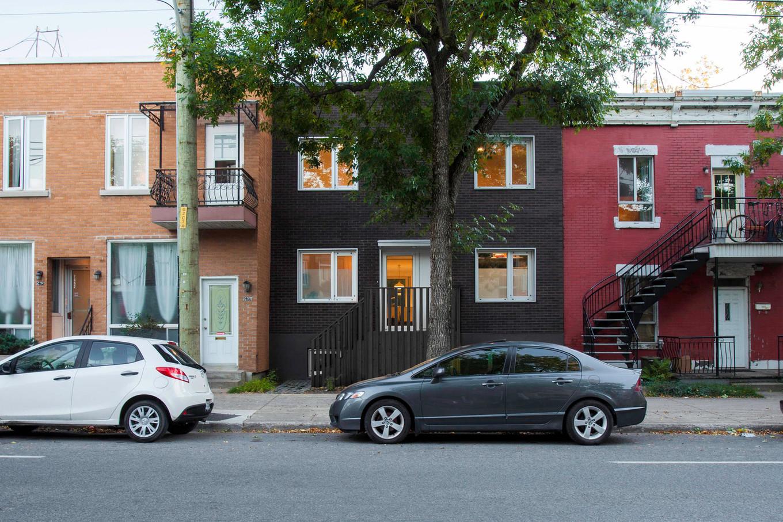 Таунхаус для молодой семьи в Монреале
