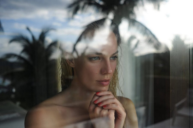 Эротические портреты от фотограф Жана-Филиппа Питера