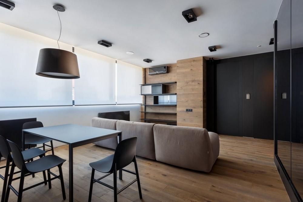 Современные апартаменты в центре Киева