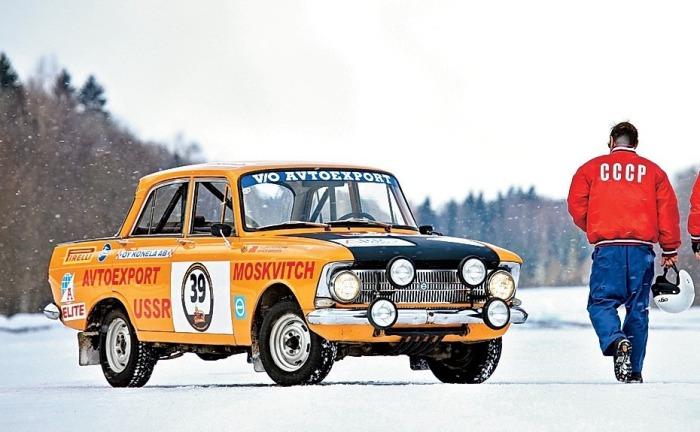Спортивные автомобили СССР, которые известны далеко не каждому
