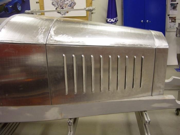 Caresto Hot Rod Jakob - невероятный хот-род Volvo