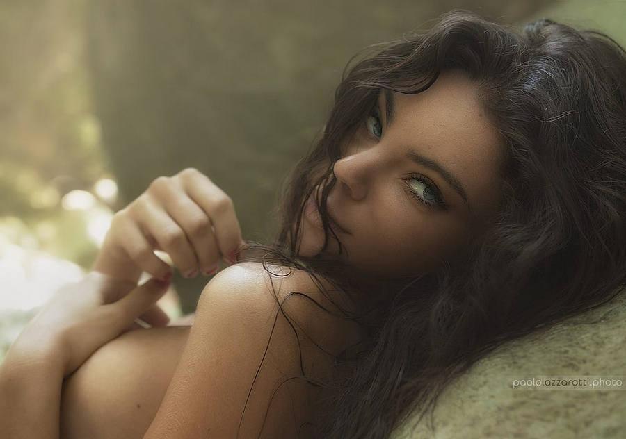 Девушки на снимках Паоло Лаццаротти