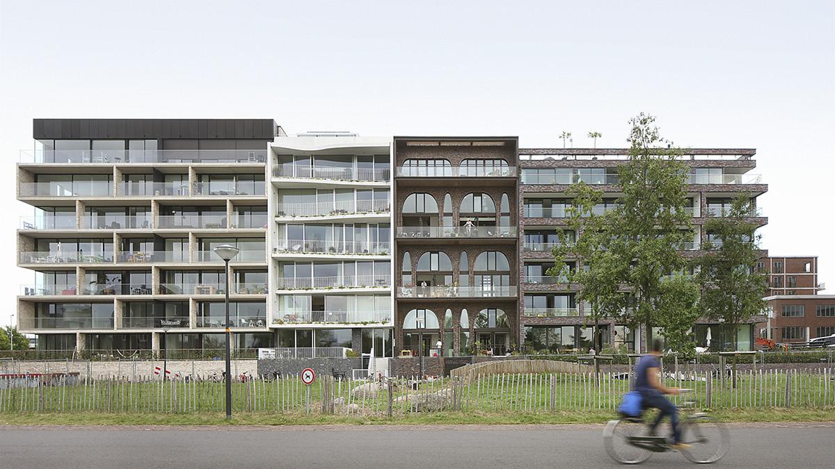 Квартиры в стиле лофт в Амстердаме