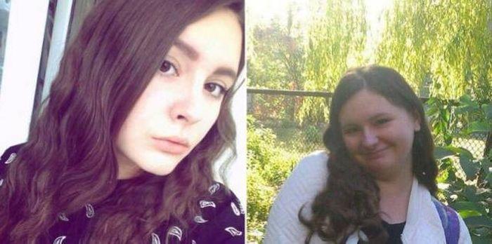 Как девушки выглядят в социальных сетях и в жизни
