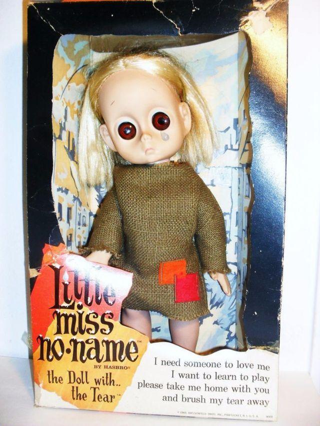 Старые игрушки, от которых становится не по себе