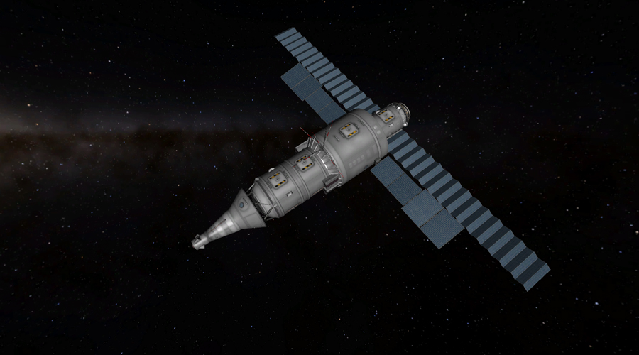Алмаз: боевая секретная космическая станция СССР