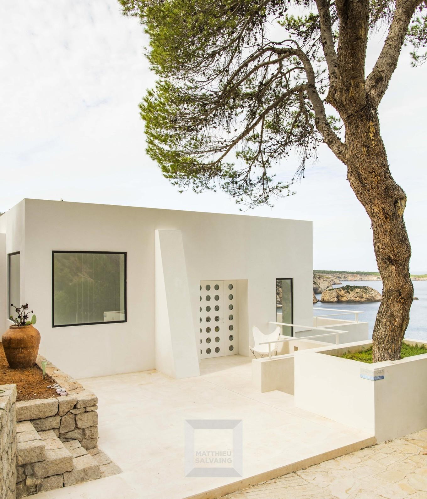 Элегантный дом на Ибице