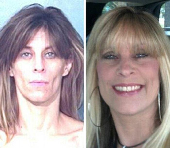 Преображения бывших наркоманов: до и после