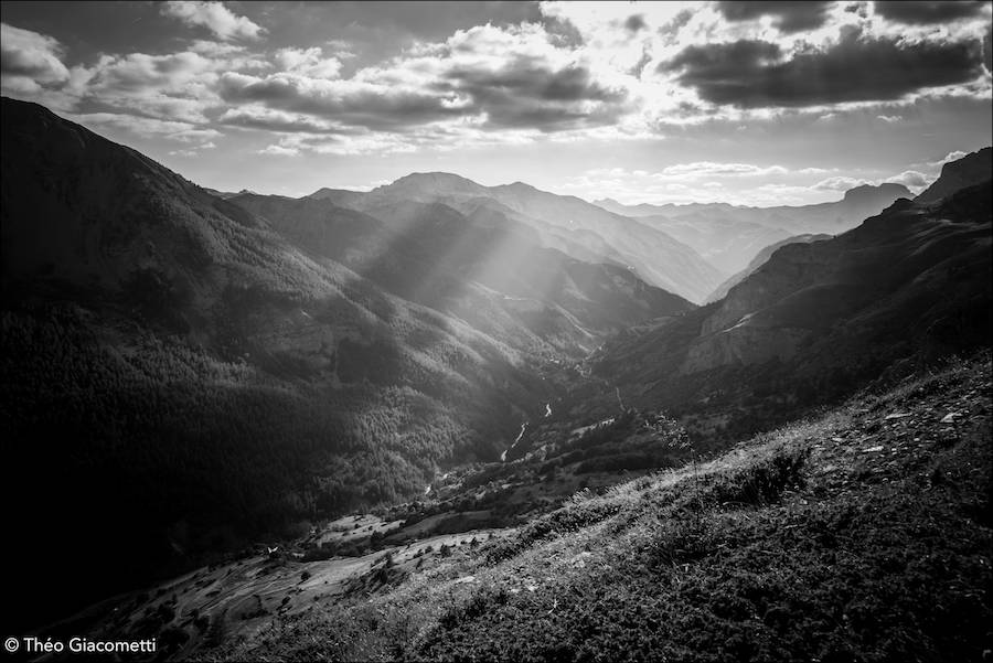 Красота природы в объективе Theo Giacometti