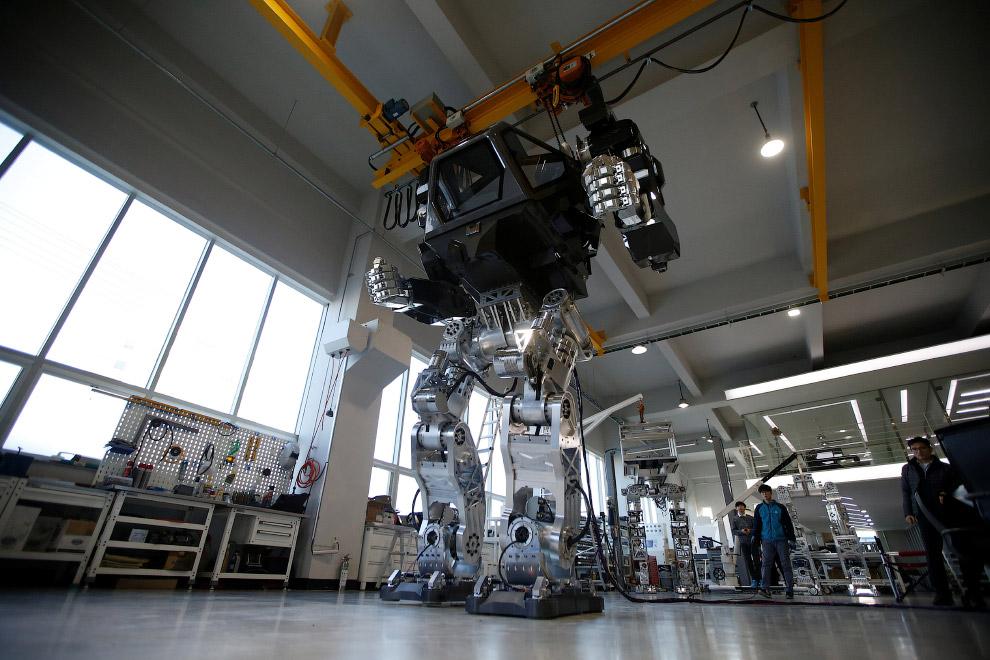 Пилотируемый робот Метод-2