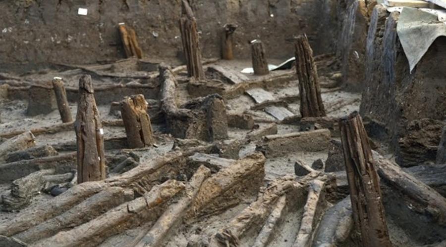 Самые значимые археологические находки 2016 года