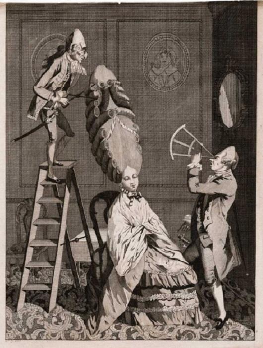 Как использовали пудру в разные эпохи