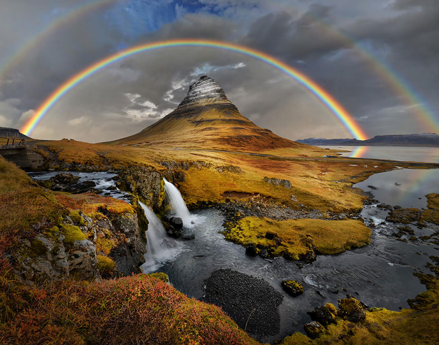 Удивительные снимки Исландии
