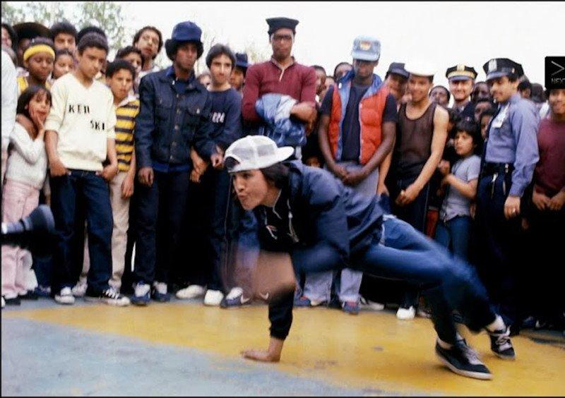 Хип-хоп: начало