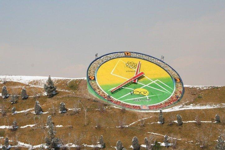 10 крупнейших в мире циферблатов