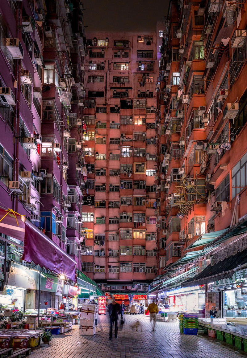 Фотохудожник ловит уходящую натуру старого Гонконга