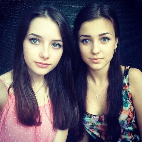 Красивые и милые девушки