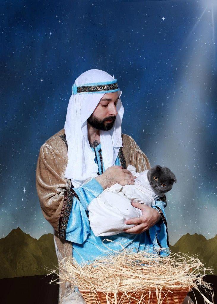 Смешные картинки о рождестве