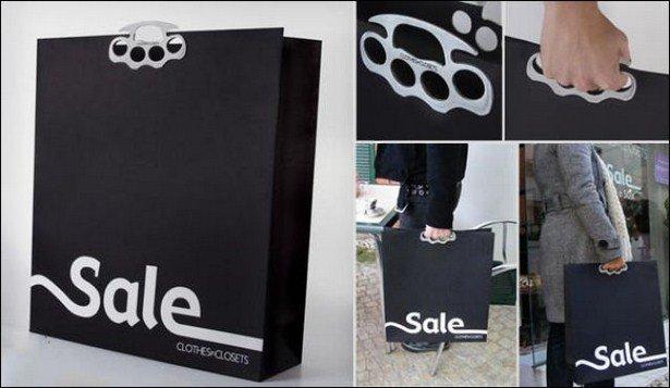 Креативные сумки и пакеты