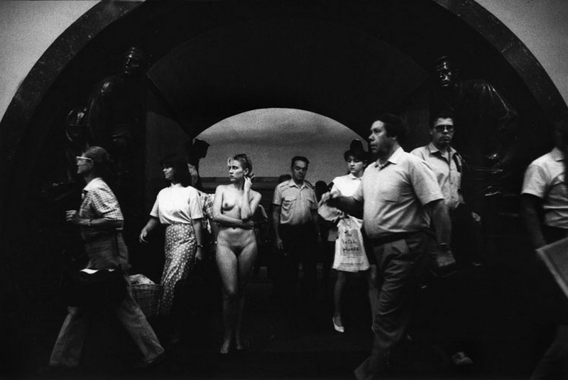 Моменты жизни, фотограф Марк Штейнбок