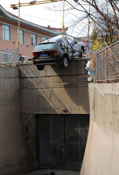 Подборка необычных аварий и ДТП