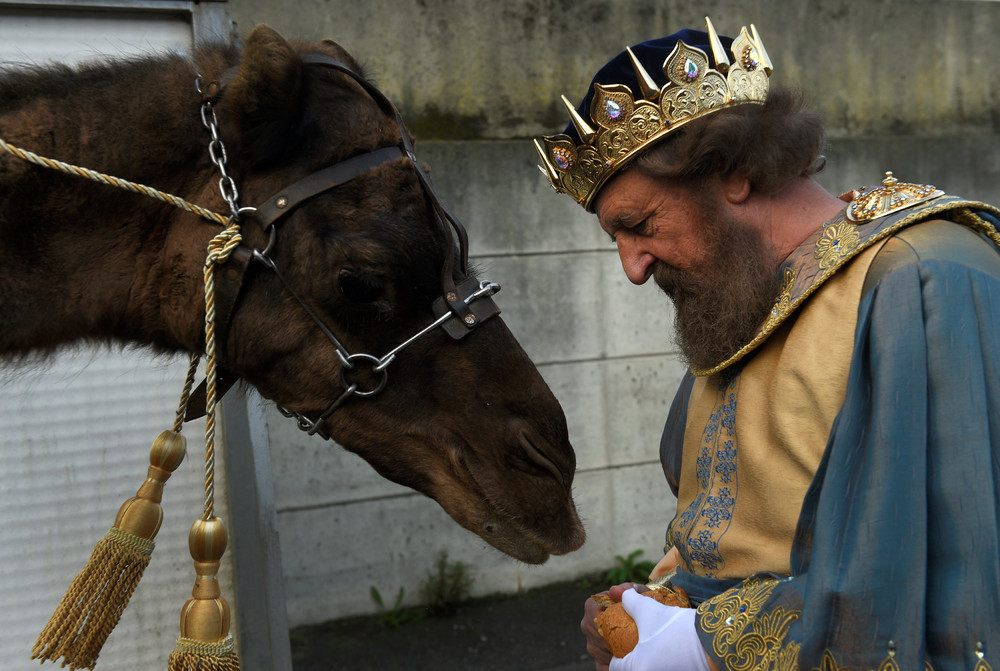 День трех королей в Испании