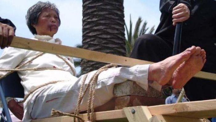 Пытки, которыми пользуются и по сей день