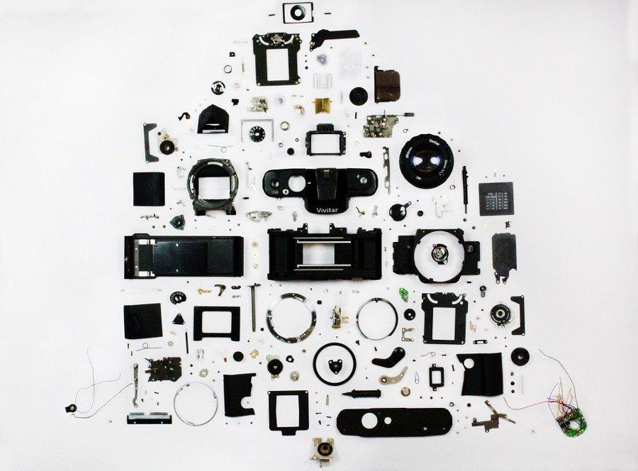 Удивительно приятные фотографии для перфекционистов