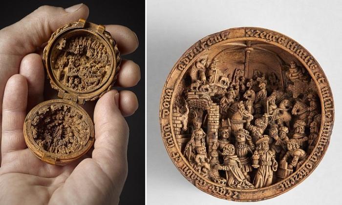 Загадочные резные миниатюры 16 века