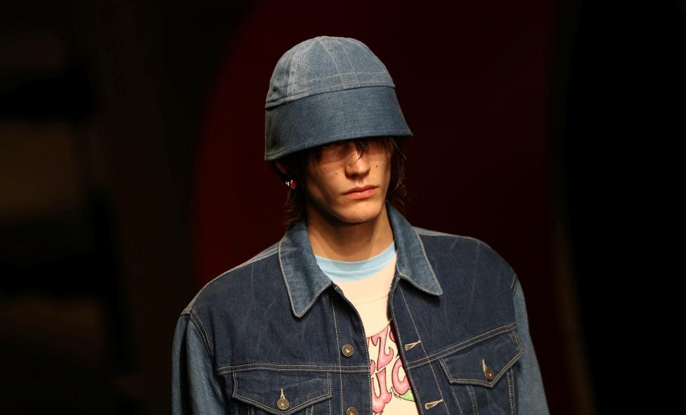 Неделя мужской моды в Лондоне