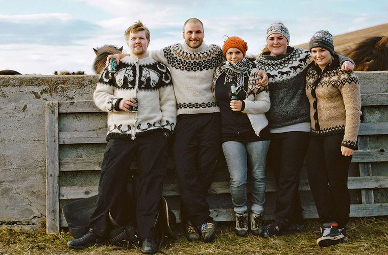 Интересные особенности исландцев