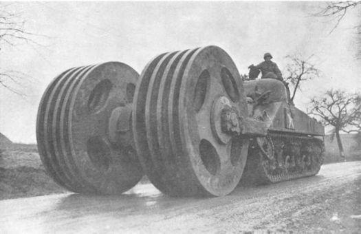 Самые необычные танки и безумные танки