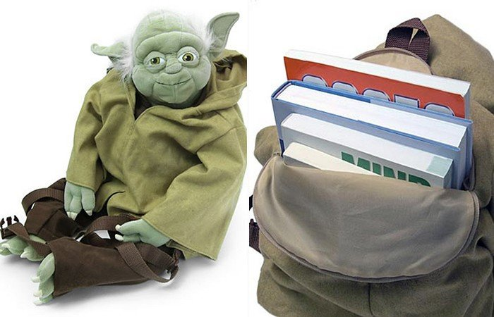 15 оригинальных рюкзаков на все случаи жизни