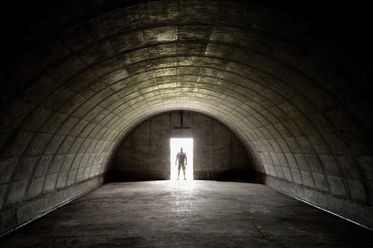 Бункерное сообщество на случай конца света