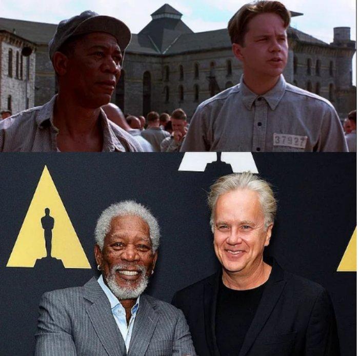 Когда актеры воссоединяются через годы