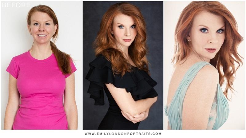 Обычные женщины до и после работы фотографа-стилиста