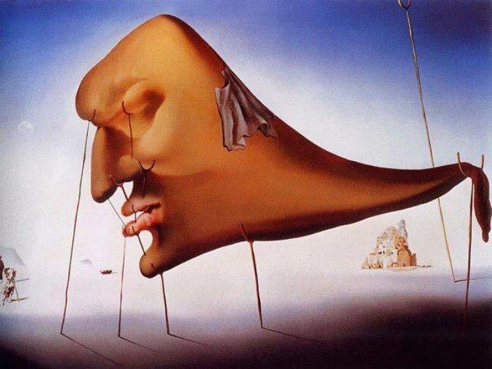 Веселые пояснения к картинам великих художников