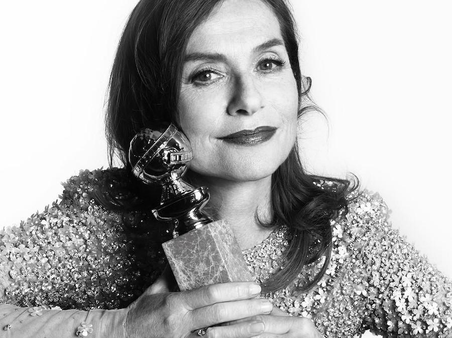 Выразительные чёрно-белые портреты лауреатов премии Золотой глобус 2017