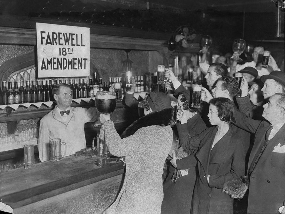 20 фото времен сухого закона в США