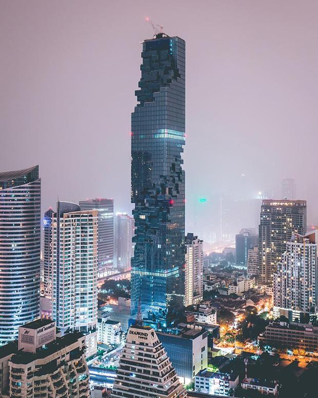 Головокружительные городские пейзажи из разных стран от 20-летнего фотографа
