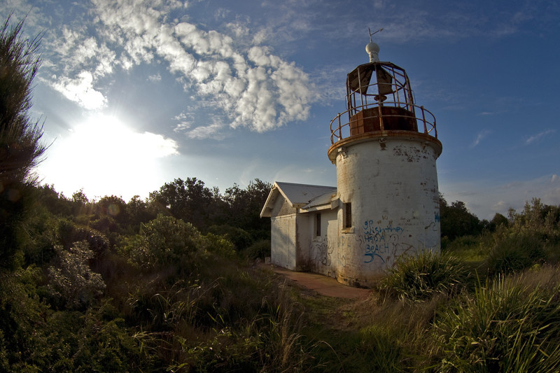 10 очень уединённых маяков и как их найти