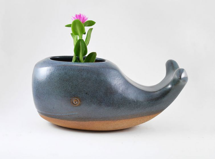 20 цветочных горшков, которые украсят любое пространство