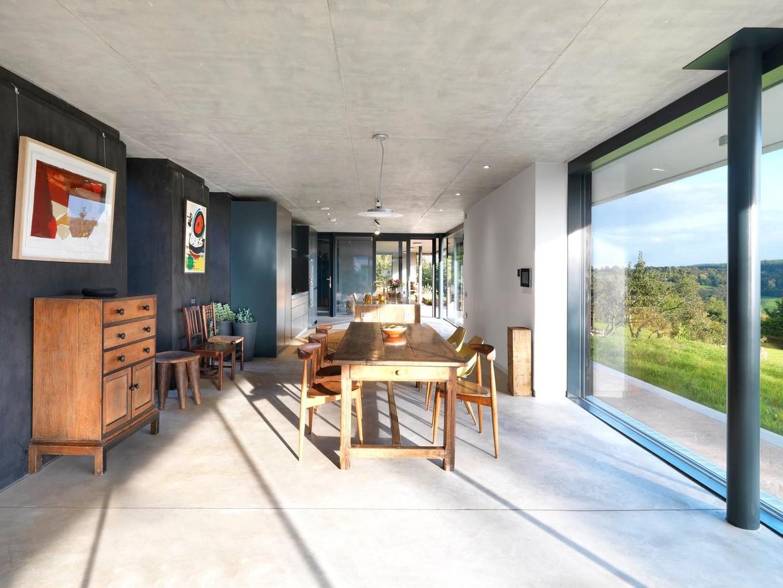 Дом для художников в графстве Глостершир