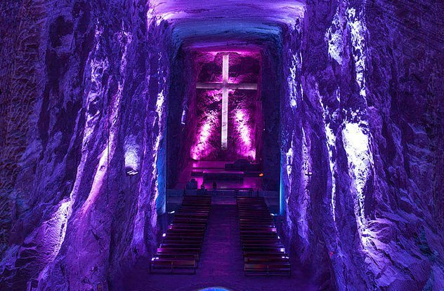 Потрясающие подземные храмы из разных уголков мира