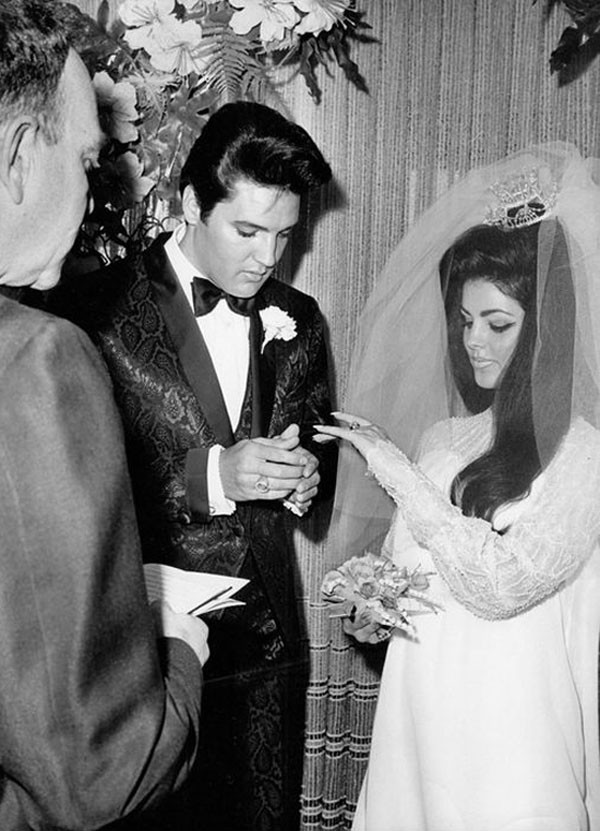 Свадебные фото знаменитостей