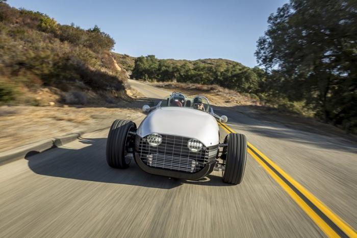 Vanderhall Laguna - американский трехколесный спорткар