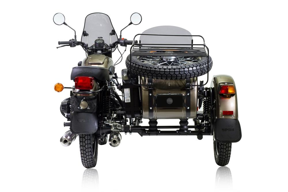 Мотоцикл Ural Ambassador LE 2017