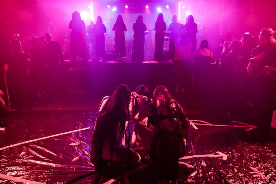 Сатанинский храм Лос-Анджелеса провел масштабную черную мессу